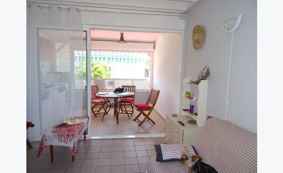 Saint Francois appartement T2