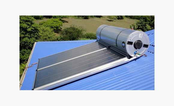 Installation gratuite chauffe eau solaire engins et gros for Chauffe piscine solaire maison