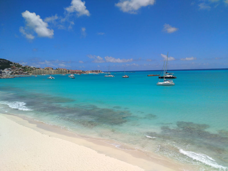 2br 2ba Apartment Simpson Bay Beach St Maarten Cupecoy Sint