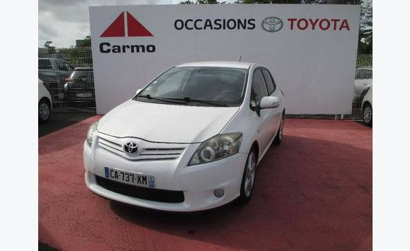 Toyota Auris Ng 1 4Td Style 5P