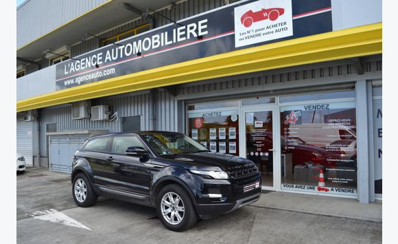 Land Rover Range Rover Evoque 2. 2 Sd4..