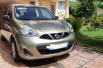 Nissan Micra 4 ans