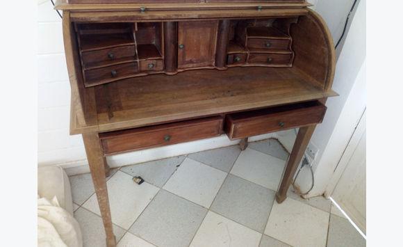 Petit bureau bois meubles et décoration saint martin