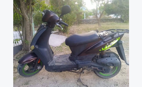 Scooter Kymco 50cc - Motorbikes - Scooters - Quads Saint