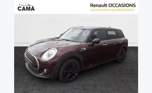 Mini Clubman Cooper 136ch Red Hot Chili Voitures Guadeloupe Cyphoma