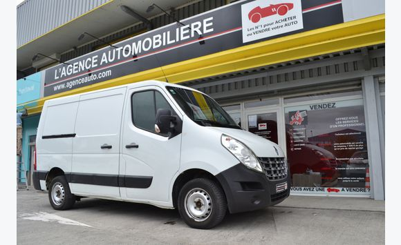 Renault Master F2800 L1H1 2. 3 dCi 100ch.