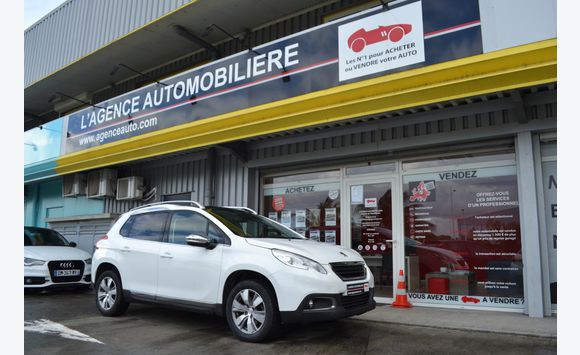 Peugeot 2008 1. 6 BlueHdi 92ch Allure SetS