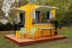 Container Pop-up Store or Container Home