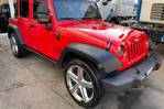 Jeep Wrangel 4-door