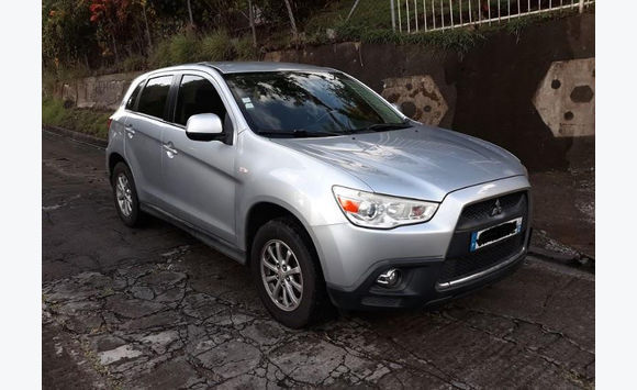 MITSUBISHI ASX 1.8DI 150CV AM 2012 REVISE