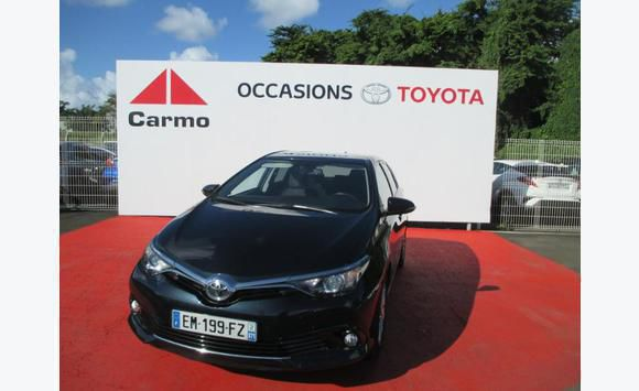 Toyota Auris 1.2T 116 Dynamic