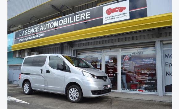 Nissan Nv200 Combi 1. 5 dCi 110ch.