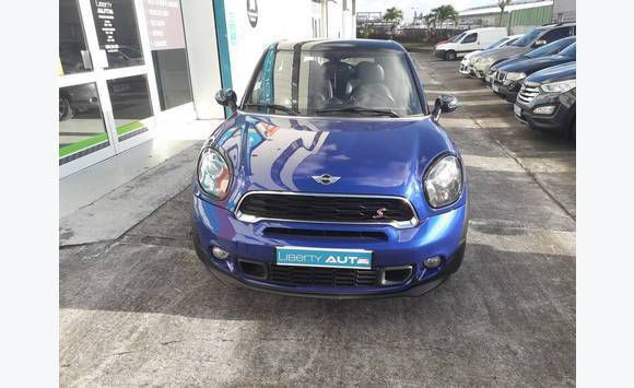 Mini Paceman Cooper Sd Finition RedHot.
