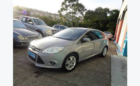 Ford Focus 5P 1. 0 Scti 100 S&S Ecost.