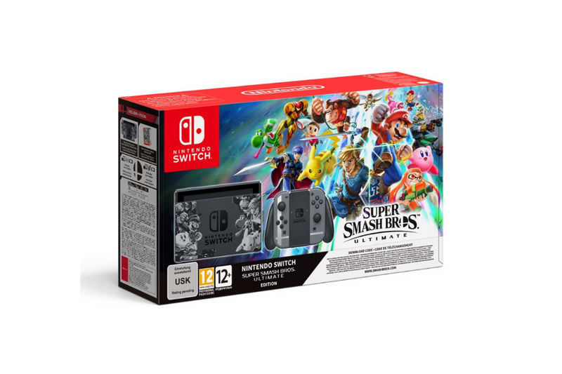 super smash bros ultimate edition collector switch