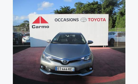 Toyota Auris 1. 2T 116 Dynamic