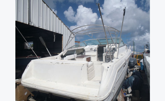 SEA RAY Cyclone hull
