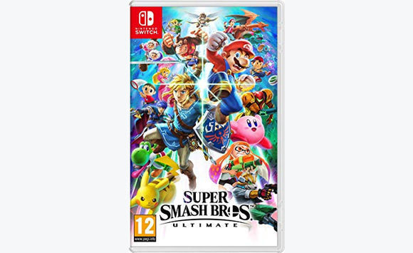 Super Smash Bros. Ultimate, NINTENDO SWITCH, NEUF