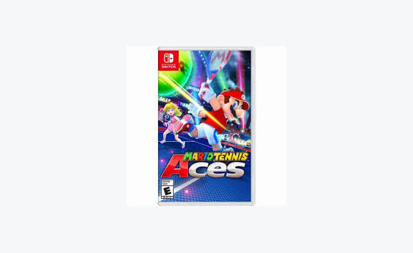 mario tennis aces, nintendo switch, neuf