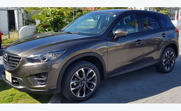 fully loaded low mileage cx5