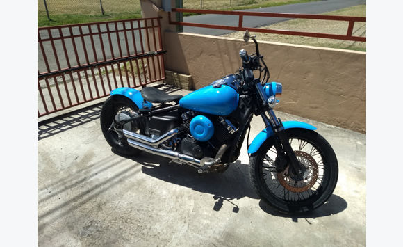 Yamaha Vstar 650 up for Grab!