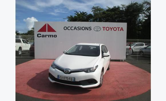 Toyota Auris 1. 2T 116 Design