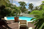 pelican : furnished 2bedrooms townhouse