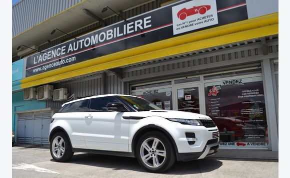 Land Rover Range Rover Evoque Coupe Td4...