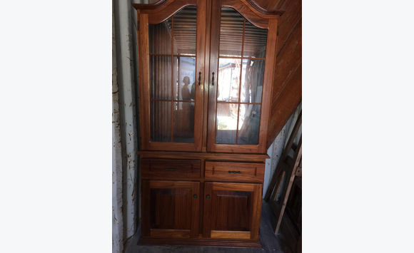 2 Piece Kitchen Cabinet
