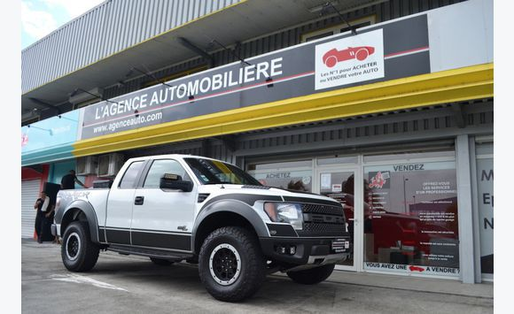 Ford F 150 6.2L V8 Raptor svt Gpl