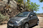Abarth 595 Turismo 170 hp - full options
