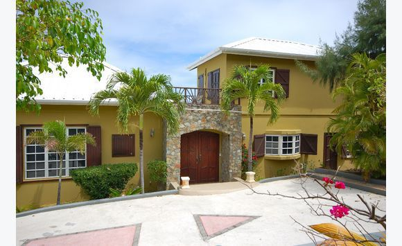 Furnished 4 bedroom villa, pool, ocean view