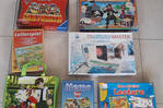 Various children's games