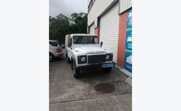 Land Rover Defender 130 Simple Cab Mark V