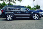 jeep gd cherokee srt8 6. 1l v8