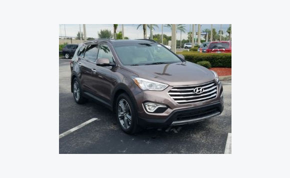 Hyundai Santa Fe, 2015, price negotiable