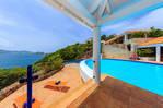 Hillside villa privée Marina
