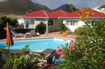 LOT OF 2 VILLA WITH ST. MARTIN POOL, SXM