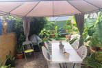 Grand Case: T4 en duplex avec jardin privatif 35m²