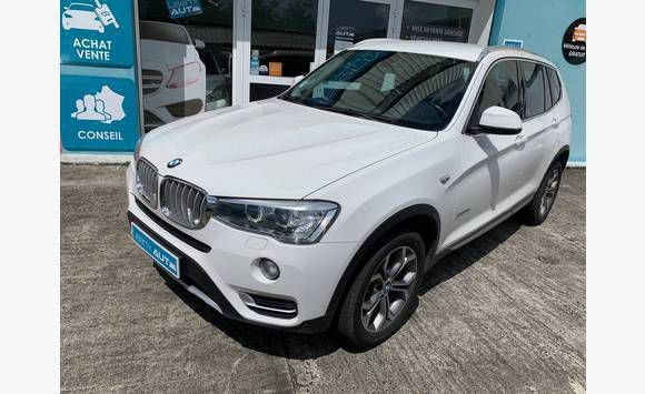 Bmw X3 (2) xDrive20d 190ch Business Bva8