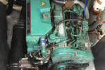 Volvo 22TM diesel engine 59HP used 3500H