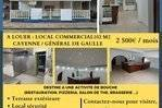 Local Commercial102 M2 Cayenne /...