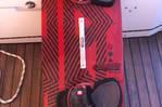 RRD Contest carbon kitesurf board 133x41