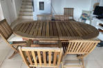 TABLLE +`CHAISES