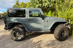 Jeep willys lift 4'' bilstein