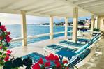 Sint Maarten/Pelikaan Key Private villa aan de oceaan.