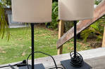 Lampes de table/chevet