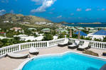 7-room villa- Orient Bay - Sea view