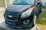 Chevrolet Trax boîte auto