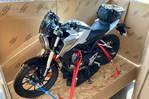 Motorcycle Transport Box